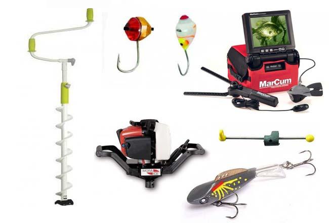 Разное для зимней рыбалки