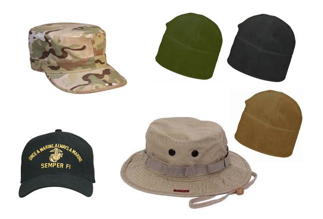 Шапки, балаклавы, панамы, кепки