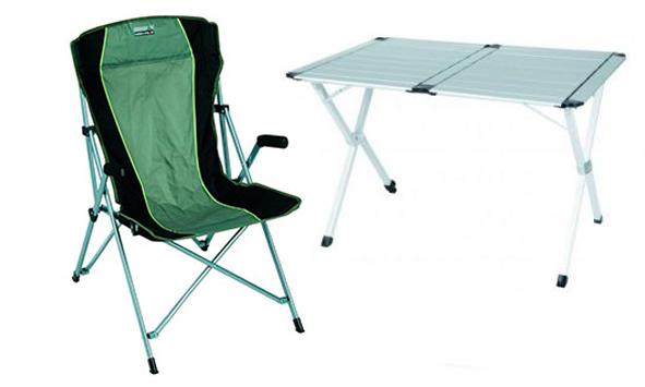 Столы, стулья, раскладушки